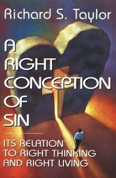 A Right Conception of Sin