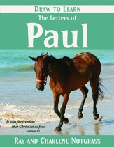 Draw to Learn the Letters of Paul