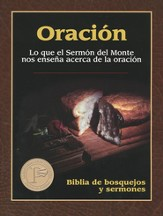 Biblia de Bosquejos y Sermones: Oración  (The Preacher's Outline & Sermon Bible: Prayer)