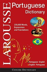 Larousse Mini Dictionary : Portuguese-English / English-Portuguese