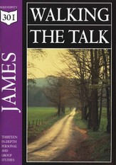 James: Walking the Talk