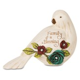 Family Is A Blessing, Bird Figure