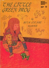 The Little Green Frog / New edition - eBook
