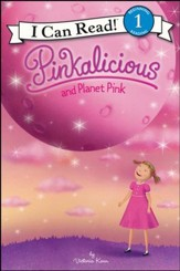 Pinkalicious and Planet Pink, softcover