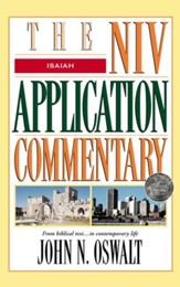 Isaiah: NIV Application Commentary [NIVAC] -eBook