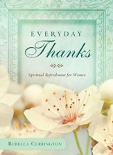 Everyday Thanks - eBook