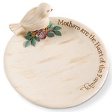 Mothers Are the Heart Of the Family Keepsake Dish