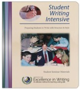 The Student Writing Intensive Level C Student Materials  (2015 Printing)