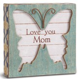 Butterfly Plaques: Sweet Spirit