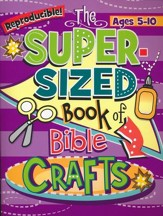 The Super-Sized Book of Bible Crafts
