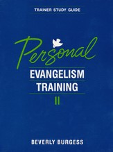 Personal Evangelism Training Volume  2
