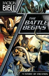#1: The Action Bible: The Battle Begins