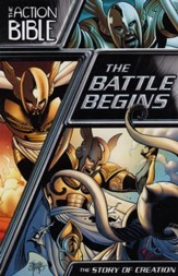 #1: The Action Bible: The Battle Begins  - Slightly Imperfect