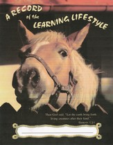 A Record of the Learning Lifestyle: Horse Cover (Genesis 1:24, 2013/2014 Edition)