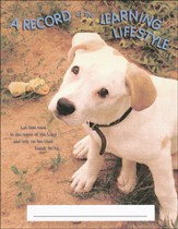A Record of the Learning Lifestyle: Dog Cover (Isaiah 50:10; 2013/2014 Edition)