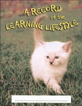 A Record of the Learning Lifestyle: Cat Cover (Colossians 3:12; 2013/2014 Edition)