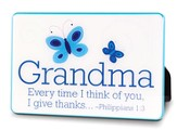 Grandma, Every Time I Think of You, I Give Thanks Plaque