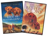 Where the Red Fern Grows (Part 1 & 2) on DVD