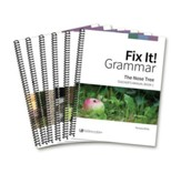 Fix It! Grammar Complete Teacher Manual Package