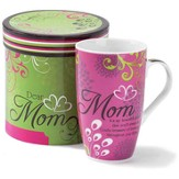 Dear Mom Mug in Gift Box