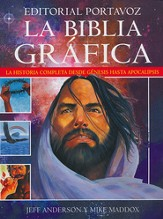La Biblia Gráfica  (The Lion Graphic Bible)