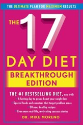 The New 17 Day Diet Breakthrough - eBook