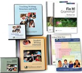 Deluxe Combo Teacher/Student Writing Package, Level A (Updated)