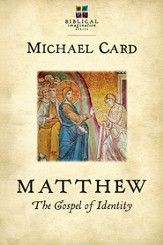 Matthew: The Gospel of Identity - eBook