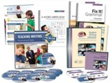 Deluxe Combo Teacher/Student Writing Package Level C (2nd Edition with Fix-It Books 5 & 6)