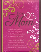 Dear Mom Journal