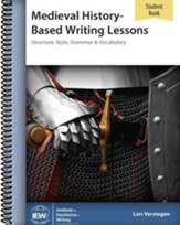 Medieval History-Based Writing Lessons Student Book (4th  Edition)