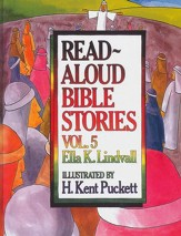 Read-Aloud Bible Stories, Volume 5