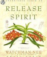 The Release of the Spirit - audiobook on CD