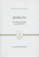 Romans: Righteousness from Heaven - eBook