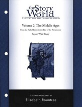 Story of the World, Vol. 2: The Middle Ages Test Book, Rev.