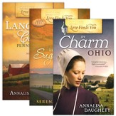 Love Finds You in Amish Country, 3 Volumes