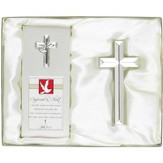 Confirmed in Christ Photo Frame and Cross Set