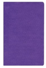 NIV Sleek and Chic Collection Bible, Flexcover, Sweet Violetta