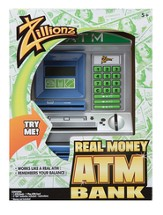 Real Money ATM Bank