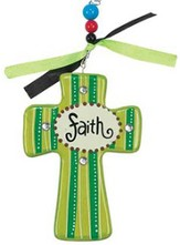 Faith Cross, Green