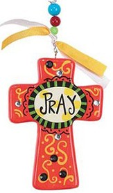 Pray Cross, Orange