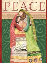 Peace, Holy Family, Christmas Cards, 12