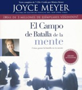 El Campo de Batalla de la Mente, The Battlefield of the Mind, Audiobook