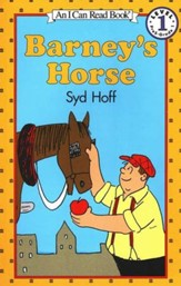 Barney's Horse: An I Can Read Book, Level 1