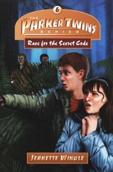 The Parker Twins Series #6: Race for the Secret Code