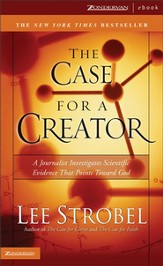The Case For A Creator, Hardcover