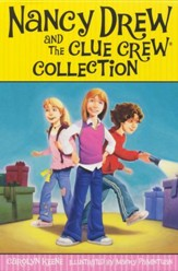 The Nancy Drew and the Clue Crew Collection: Sleepover Sleuths; Scream for Ice Cream; Pony Problems; The Cinderella Ballet Mystery; Case of the Sneaky Snowman / Combined volume