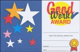 Good Work Award (Pack of 25)