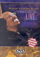 Hymns & Church Songs, DVD