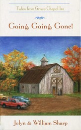 Going, Going, Gone! / Digital original - eBook